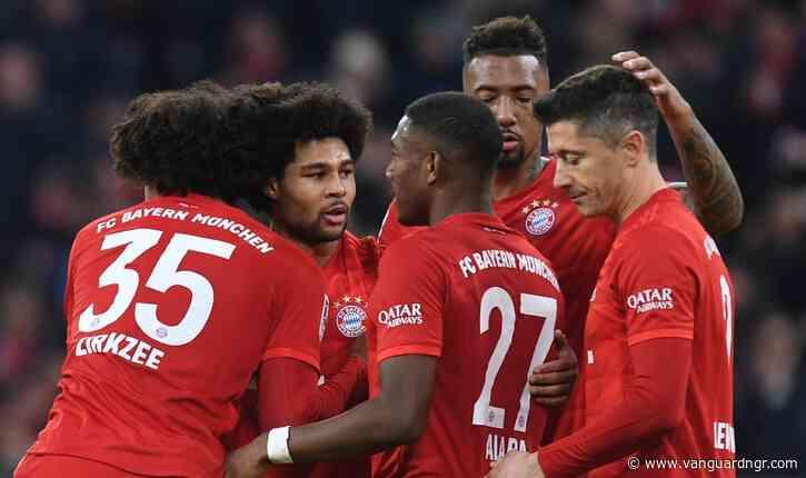 Treble well within reach for Bayern Munich ― Schweinsteiger