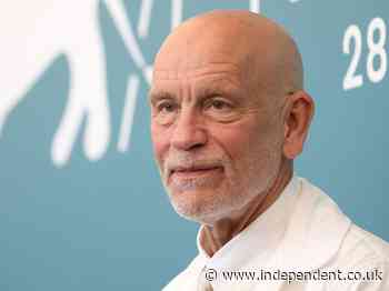 John Malkovich says a woman once broke into his home to give him a film script handwritten in blood - The Independent
