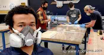 Georgia student, son of 2 first responders, creates lifesaving COVID-19 equipment