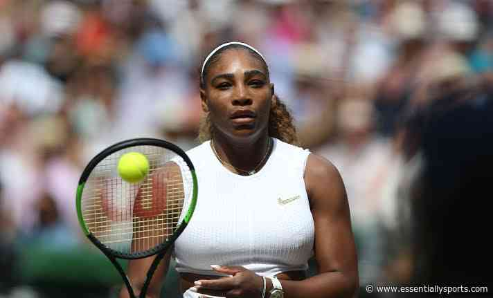 """I'm Lost For Words"" – Serena Williams Pens a Message as America Goes Into Turmoil - Essentially Sports"
