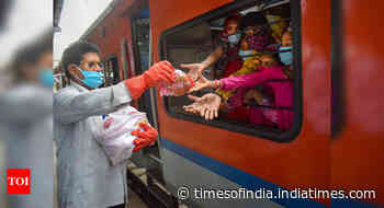 200 special trains start operations from June 1; over 1.45 lakh passengers to travel on Day 1