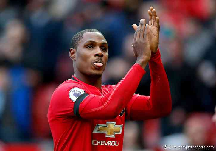 Man United Close To Extending Ighalo Loan Deal