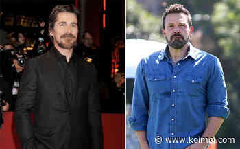 DC Trivia #20: When Christian Bale Said He's Jealous That Ben Affleck Is Playing Batman! - Koimoi