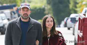 Ben Affleck Getting Serious with Ana de Armas, Says Source: 'She's a Great Influence' - PEOPLE