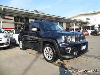 Vendo Jeep Renegade 1.0 T3 Limited usata a Romano di Lombardia, Bergamo (codice 7225337) - Automoto.it - Automoto.it