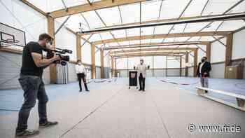 Neue Sporthalle für Griesheim - Frankfurter Rundschau