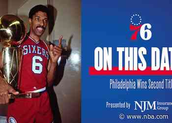 On This Date | Philadelphia Wins Second Title
