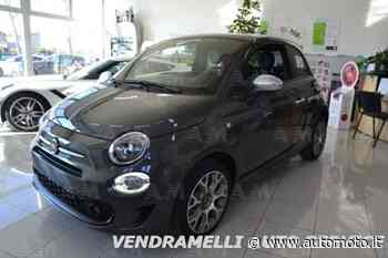 Vendo Fiat 500 1.2 Dualogic Rockstar nuova a Spresiano, Treviso (codice 7219069) - Automoto.it - Automoto.it