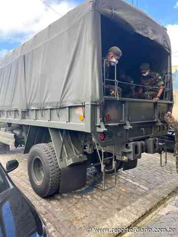 Rio Grande da Serra recebe doação de 70 kits de alimentação - Repórter Diário