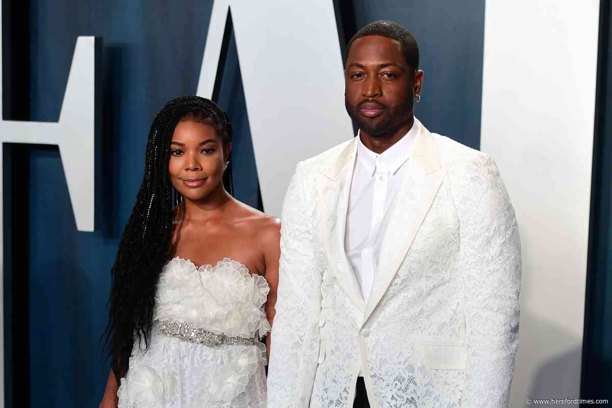 Gabrielle Union and Dwyane Wade pay tribute to daughter Zaya on her birthday - Hereford Times