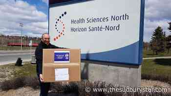 Gaming company donates PPE to Health Sciences North - The Sudbury Star