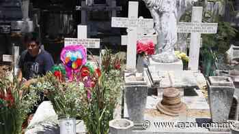 Cementerios en Apatzingan, solo para cremacion por Dia de las Madres - La Razon