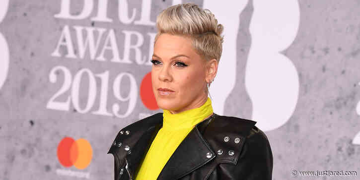 Pink Posts in Support of Black Lives Matter & Hits Back at Negative Comments