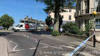 Woman hit by van at Seven Dials - Brighton and Hove News