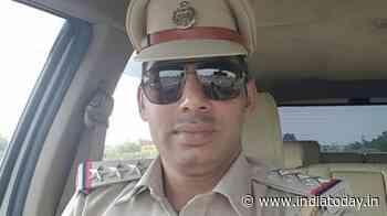 Former India kabaddi captain Anup Kumar now on duty as policeman in coronavirus lockdown - India Today