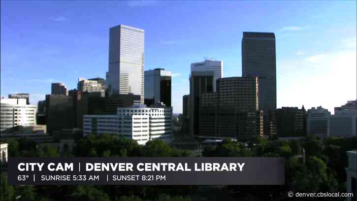 Colorado Weather: Another Very Warm Afternoon With Scattered T-Storms