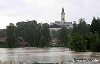 CSU stellt Antrag zum Hochwasserschutz - Passauer Neue Presse