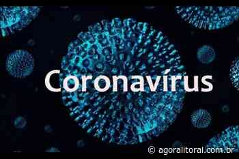 Guaratuba registra o primeiro óbito pela Covid-19; Antonina tem o primeiro caso. - Agora Litoral
