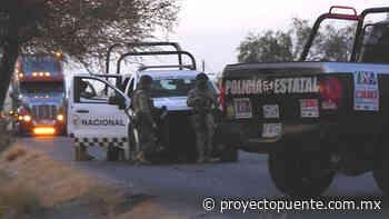 Emboscan a militares de la Guardia Nacional en Guaymas - Proyecto Puente