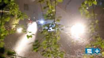 Böschungsbrand am späten Freitagabend in Drolshagen - WP News
