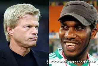 Klopp: Okocha's Goal Against Oliver Khan Most Spectacular In History Of German Football