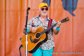 Jimmy Buffett Dips His Toes Back into the Surf on 'Life on the Flip Side' - Rolling Stone