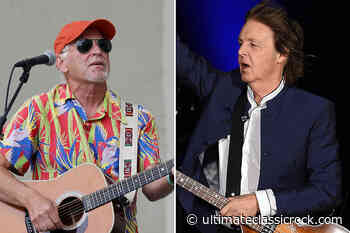How Paul McCartney Helped Jimmy Buffett Make His New Album - Ultimate Classic Rock