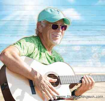 """Jimmy Buffett lives on the """"Flip Side"""" with first new album in seven years - The Morning Sun"""