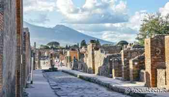 Scoperta a Pompei una delle profumerie meglio conservate dell'antica Roma - FocusTECH