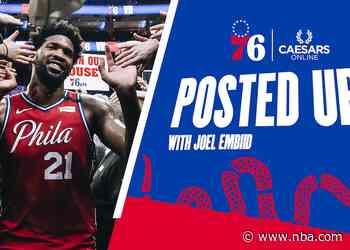 Posted Up! | Joel Embiid