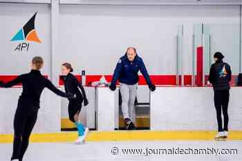 Une reprise prochaine du patinage artistique espérée - Le journal de Chambly - Le Journal de Chambly