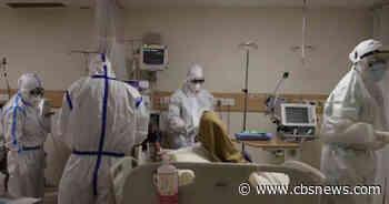 Total COVID cases crosses 6 million mark worldwide