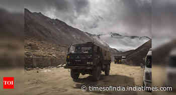 India, China bring in heavy equipment and weaponry to their rear bases near eastern Ladakh