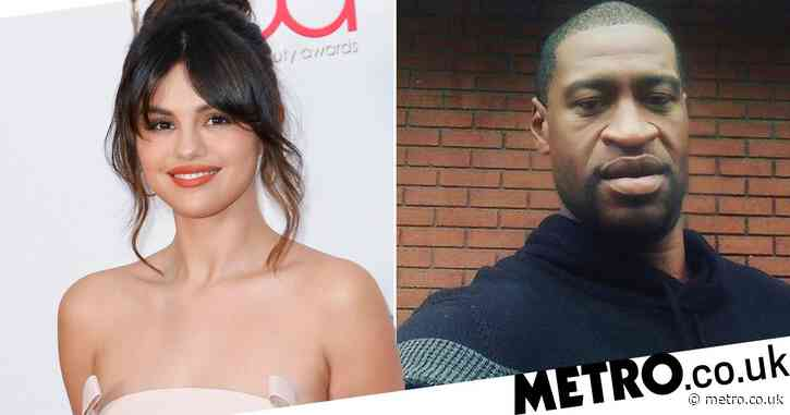 Selena Gomez 'can't sit in silence' following George Floyd's death as she urges everyone to 'do better'