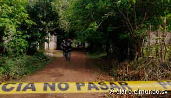 Pandillero muere en enfrentamiento con la policía en Moncagua - Diario El Mundo