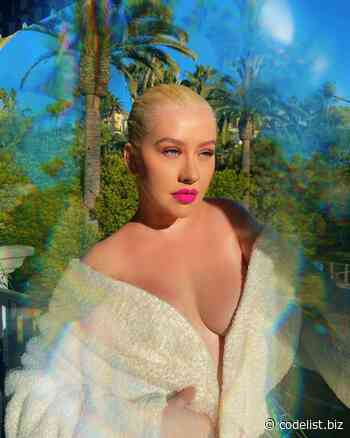 The sun and with very little clothing: The picture of Christina Aguilera of which everyone speaks - Code List