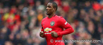 Ighalo, Man Utd agree on loan terms