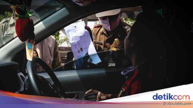 Simak Lagi, Cara Bikin Surat Izin Keluar Masuk Jakarta - Detikcom