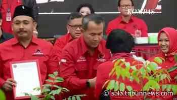 Beda dengan Purnomo, Joko Sutopo Belum Mengirim Surat Mundur Dari Pencalonan Pilkada: Tunggu KPU - Tribun Solo