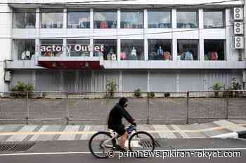 Siapkan Surat Pernyataan, Toko di Luar Mal Boleh Buka Selama PSBB Proporsional di Kota Bandung - Pikiran Rakyat