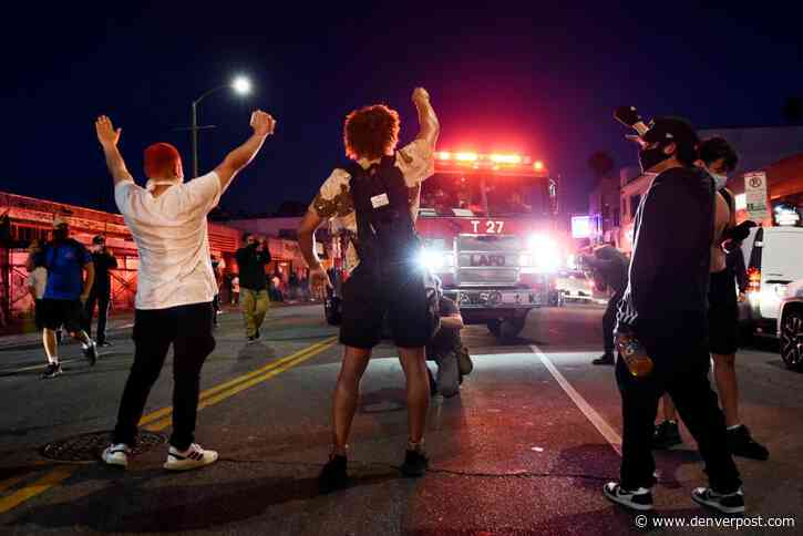 'We're sick of it': Anger over police killings shatters U.S.