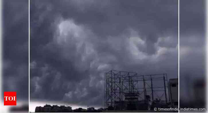 Rain in north India reduces possibility of heat wave for a week; low-pressure system in Arabian Sea