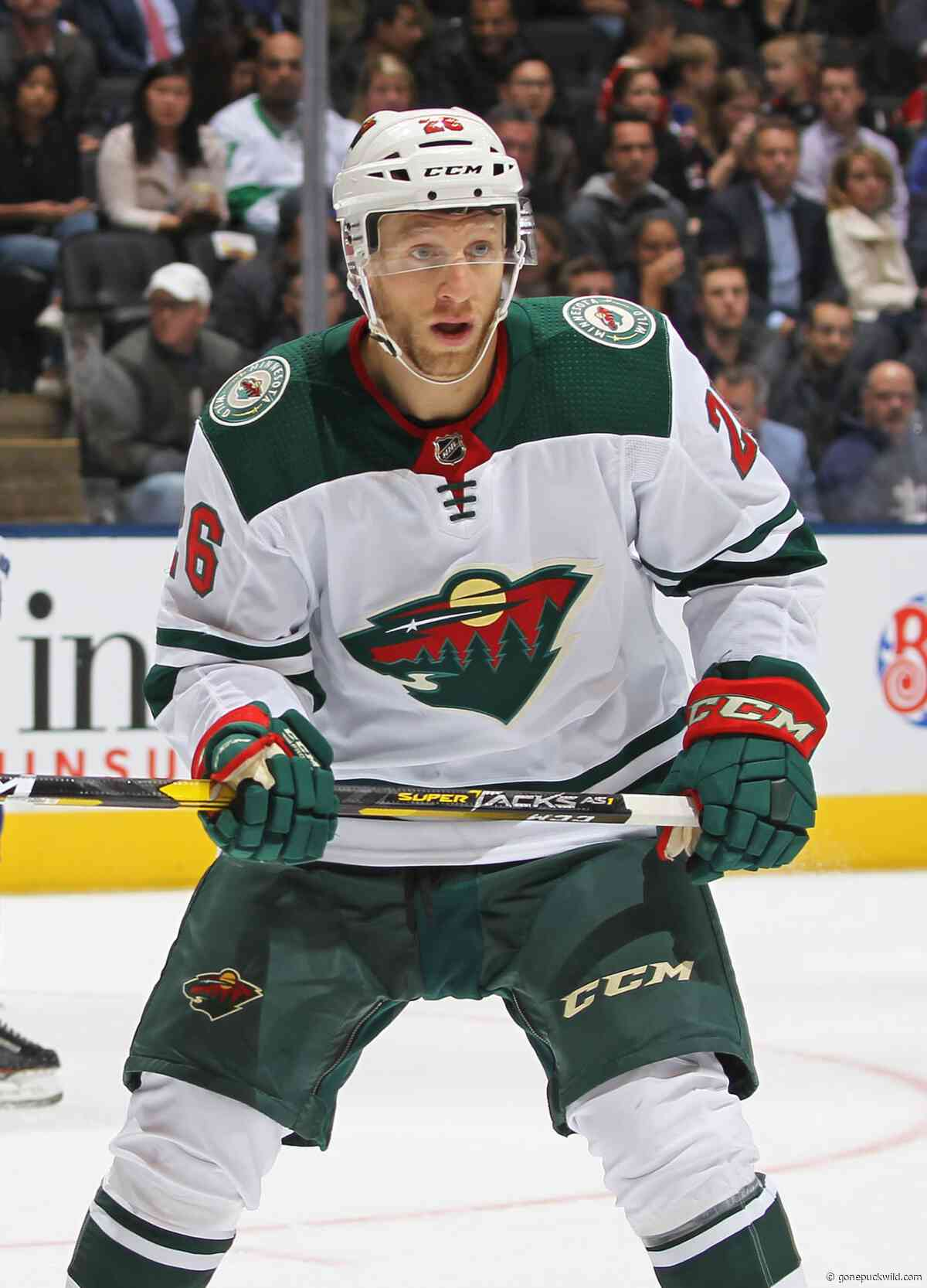 Gerry Mayhew Wins 19-20 AHL MVP