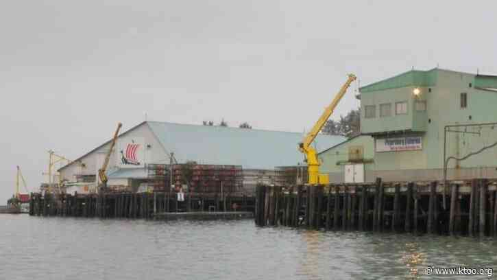 Two of Alaska's largest seafood processors, merge salmon operations