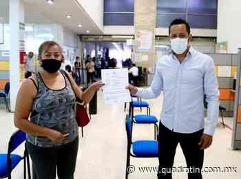 Más de 270 créditos de Sí Financia entregados a Mipymes de Uruapan - Quadratín - Quadratín Michoacán