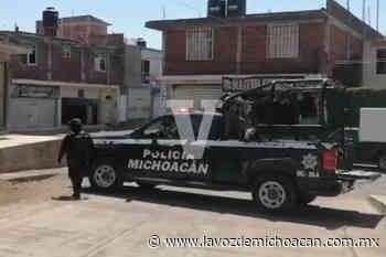 Hombre sufre ataque a balazos en local de maquinitas de Uruapan - La Voz de Michoacán