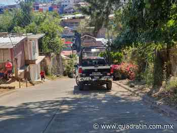 Ultiman a un hombre en Granjas de Bellavista, Uruapan - Quadratín - Quadratín Michoacán