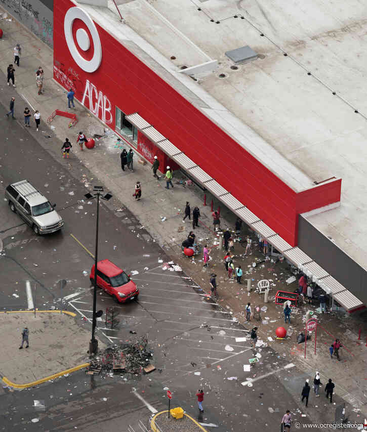 Target closes 19 stores in L.A. County, 3 in Orange County due to violence