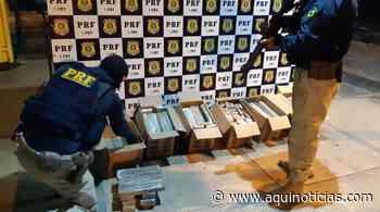 PRF prende traficantes com 113 kg de maconha em Mimoso do Sul - Aqui Notícias - www.aquinoticias.com
