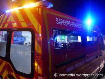 CLAPIERS : Accident entre une moto et une voiture, 2 blessés dont un grave. - IPH Média